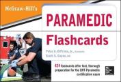 McGraw Hill's Paramedic Flashcards