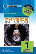 Physics in Focus Preliminary Course 1 Year Access Card