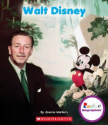 Walt Disney (Rookie Biographies