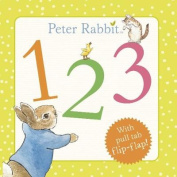 Peter Rabbit 123 (PR Baby Books) [Board book]