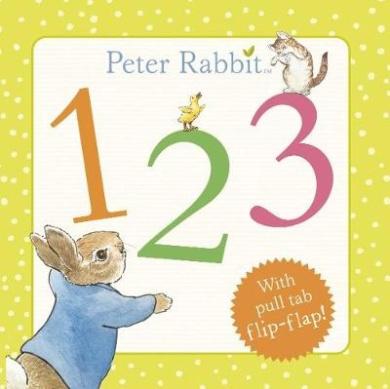 Peter Rabbit 123 (PR Baby Books) [Board book]