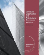Computer Organization & Architecture, International Edition