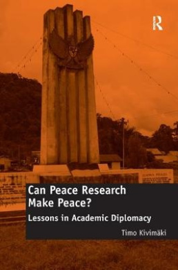 Can Peace Research Make Peace?: Lessons in Academic Diplomacy