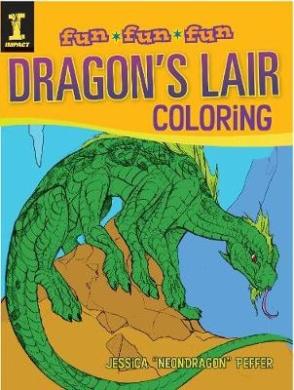 Dragon's Lair Coloring (Fun Fun Fun)