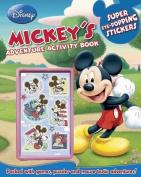 Disney Mickey's Adventure Activity Book