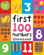 First 100 Numbers [Board book]