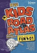 Kiwi Kids Road Atlas & Holiday Activity Book