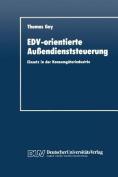 Edv-Orientierte Aussendienststeuerung [GER]