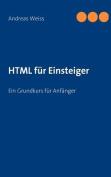 HTML Fur Einsteiger
