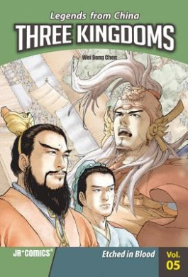 Etched in Blood (Legends from China: Three Kingdoms)