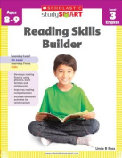 Scholastic Teaching Resources SC-9789810713812 Study Smart Level 3 K-3 Reading Skills Builder