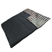 American Trails Ozzie and Harriet Double 2 Person Giant Sleeping Bag, 200cm x 170cm
