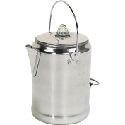 Wenzel 50070 Camp Coffee Pot with 9 Cup Capacity
