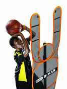 SKLZ D-Man Basketball - Defensive Mannequin
