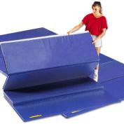 GSC 5' x 10' Bonded Foam Mat, Blue