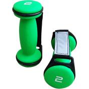 Gold's Gym 1.8kg. Pair Walking Dumbbells