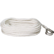 Seasense 1.3cm x 100' Twisted Nylon Anchor Line