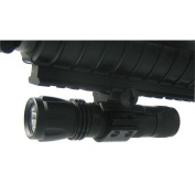 NcSTAR Tactical Flashlight with Weaver Ring