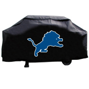 Casey 9474633848 Detroit Lions Deluxe Grill Cover