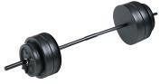 US Weight 25kg. Aerobic Weight Set