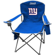 New York Giants Cooler Quad Chair