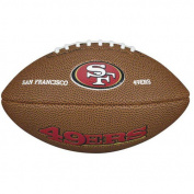 NFL - San Francisco 49ers 23cm Mini Soft Touch Football