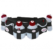 FuelBelt Trail Runner Black Hydration Belt