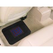 Caseys Distributing 4610409987 New York Giants Heavy Duty Vinyl Rear Seat Car Utility Mat