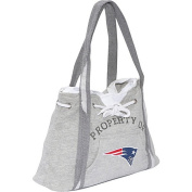 NFL Hoodie Purse Grey/New England Patriots