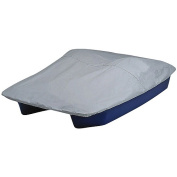 Sun Dolphin 5-Seat Pedal Boat Mooring Cover, Grey