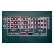 Trademark Poker Roulette Layout