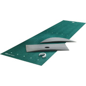 SKLZ Vari-Break Putting Course - Oversized, deluxe Putting Mat with foam wedges to practise almost every putt