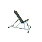 Valour Athletics Incline / Flat Utility Bench with Wheels