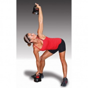 Swing Bell Adjustable Kettlebell 0.9-3.6kg.
