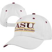 NCAA - Arizona State Sun Devils 'The Game' Classic White Bar Adjustable Hat
