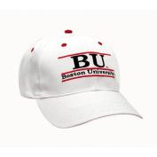 NCAA - Boston University 'The Game' Classic White Bar Adjustable Hat