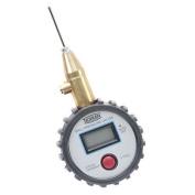 Tachikara DIGI-GAUGE Digital Air Pressure Gauge