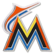 MLB - Miami Marlins 2012 Sleeve Patch
