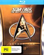 Star Trek The Next Generation [5 Discs] [Region B] [Blu-ray]