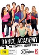 Dance Academy: Series 2  [4 Discs] [Region 4]