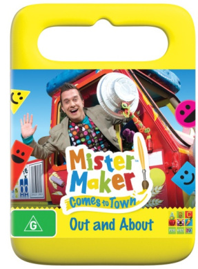 Mister Maker Comes to Town: Out and About