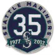MLB - Seattle Mariners 35th Anniversary Patch