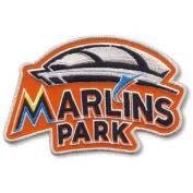 MLB - Miami Marlins - Marlins Park Inaugural Season Patch - Home