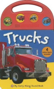 Trucks (My Carry-Along Sound Books) [Board book]