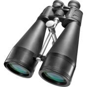 Barska 20x80 X-trail Binoculars, Bak-4, MC,Green Lens with Braced-in Tripod Adapter