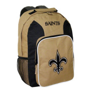 NFL - New Orleans Saints Gold Youth Southpaw Backpack