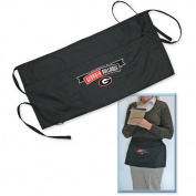 NCAA - Georgia Bulldogs Short 3 Pocket Embroidered Apron