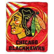 Northwest Co. NHL Chicago Blackhawks Sherpa Throw