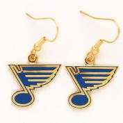 NHL - St. Louis Blues Dangle Earrings