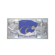 NCAA - Kansas State Wildcats Collectors Licence Plate